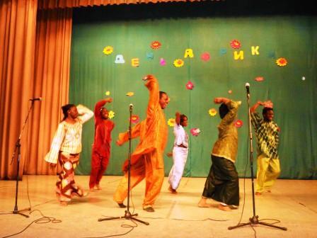 День Африки, Одесса