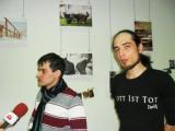 Алексей Левицкий и Дмитрий Шаматажи, Одесса