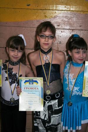 Диана Прокуда (диско), Анастасия Анисифорова (диско-фристайл), Надежда Артеменко (хаус), Одесса