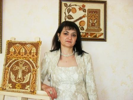 Лусине Сафарян, Одесса