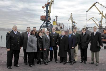 Береговая охрана США в Южном, Одесса