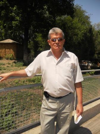 Замдиректора зоопарка Игорь Беляков, Одесса