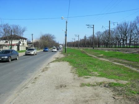 Парковочный талон, Одесса