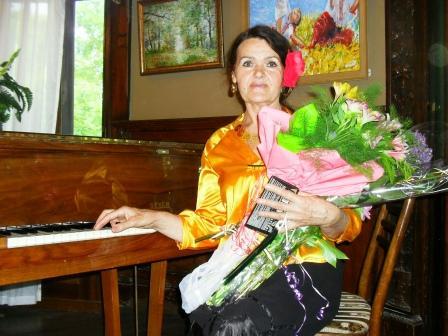 Лидия Клинова, Одесса