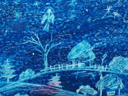 Детские рисунки, Одесса