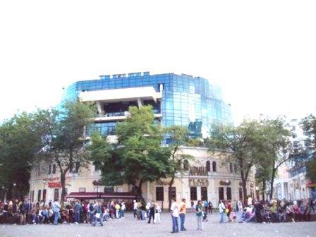 Odessa, Grecheskaya square, photo of Odessa, VeseliyMakler