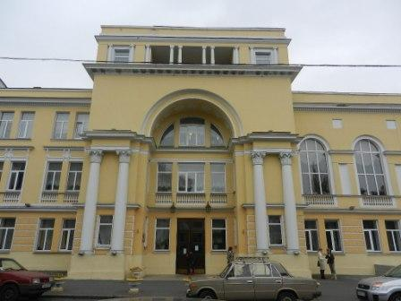 Музыкальная школа им. Столярского, Одесса