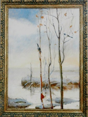 Аликберов В, Весна, Одесса