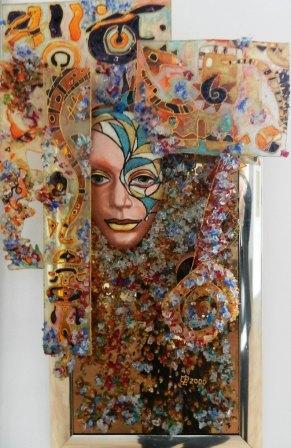 Федорова Л, Венецианская маска, Одесса