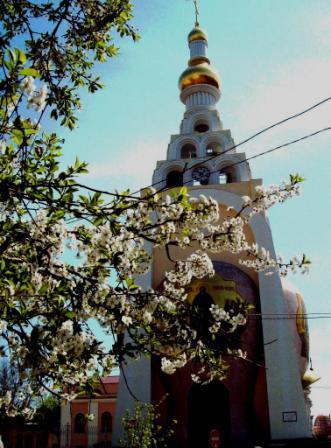 Студенческий храм св. великомученицы Татьяны